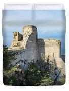 Kantara Castle, Cyprus Duvet Cover