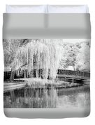 Reflections Of The Landscape Duvet Cover
