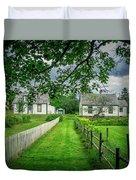 Sherbrooke Village Duvet Cover