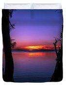 Spectacular Sunset Duvet Cover