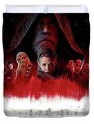 Star Wars The Last Jedi  Duvet Cover