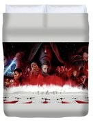 Star Wars The Last Jedi  Duvet Cover