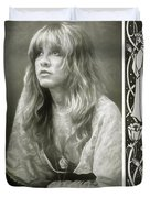 Stevie Nicks Fleetwood Mac Duvet Cover