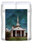 First Baptist Church North Myrtle Beach S C Duvet Cover