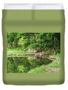 Green's Hill Duvet Cover