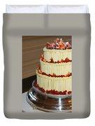 3 Layer Wedding Cake Duvet Cover