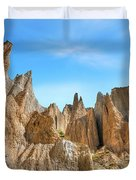 Omarama - New Zealand Duvet Cover