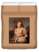 The Martyr Of The Solway Duvet Cover