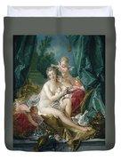 The Toilette Of Venus  Duvet Cover