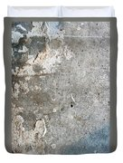Weathered Stone Wall Duvet Cover