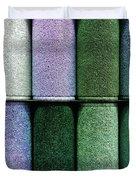 Colourful Carpet Samples Duvet Cover