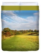 Easby To Richmond Duvet Cover