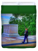 Tomb Of The Unknown Soldier Duvet Cover