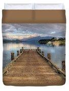 Wanaka - New Zealand Duvet Cover
