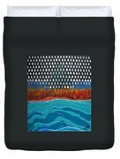 40 Years Reconciliation Duvet Cover
