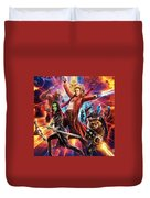Guardians Of The Galaxy Duvet Cover
