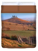 Colmers Hill - England Duvet Cover