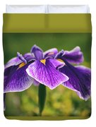 Iris Allure Duvet Cover