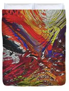 My Colorful World Series Duvet Cover