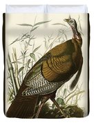 Wild Turkey  Duvet Cover