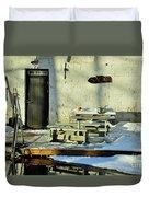 Teijo Ironworks Duvet Cover
