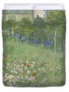 Daubignys Garden  Duvet Cover