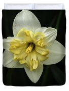 A Beautiful Narcissus Duvet Cover