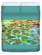 A Feast Of Colours Duvet Cover