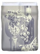 A Grape Gala Duvet Cover
