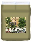 A Living Place Duvet Cover
