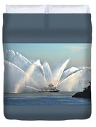 A Pumper Duvet Cover