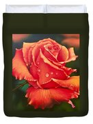 A Single Rose Duvet Cover