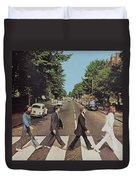 Abby Road Duvet Cover