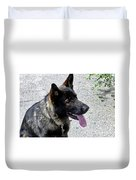 Absolute Loyalty Duvet Cover
