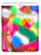 Abstract G1 Duvet Cover