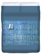 Abstritecture 1 Duvet Cover