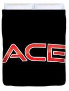 Ace Duvet Cover