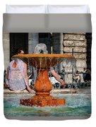 Acqua For Marcus Duvet Cover