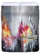 After Rain Duvet Cover