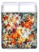 Afterburner Duvet Cover