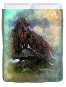 Afternoon In The Claree Valley II Duvet Cover