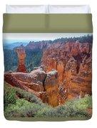 Agua Canyon - Bryce Canyon - Utah Duvet Cover