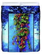 Alley-wall Paradise Duvet Cover
