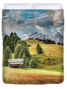 Alpine Beauty Duvet Cover