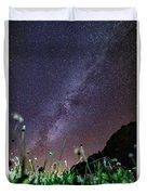 Alpine Milky Way Duvet Cover