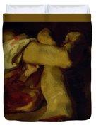 Anatomical Pieces Duvet Cover