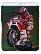 Andrea Dovisiozo Painting Duvet Cover