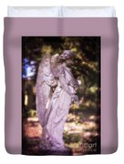 Angel Linen Duvet Cover