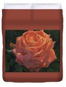 Anniversary Rose Duvet Cover