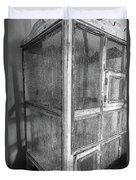 Antique Bird Cage Duvet Cover